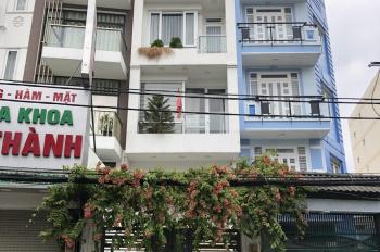 Nhà mặt tiền đẹp 4x18m 3 lầu sân thượng 6PN 4WC giá 30 triệu/tháng