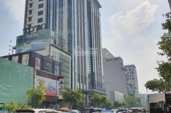Cho thuê building VP 5 tầng, MT Trần Hưng Đạo, Quận 5 (2 chiều), 8.6x22m, 311,654 tr/th, 0948740139