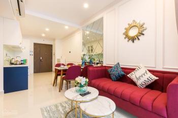 Cho thuê 2 PN Saigon Royal - Nhà mới full nội thất. LH: 0907171812