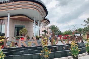 Grand Center căn hộ 4 mặt tiền TP Quy Nhơn, view biển giá 1.9 tỷ, LH 0905705853