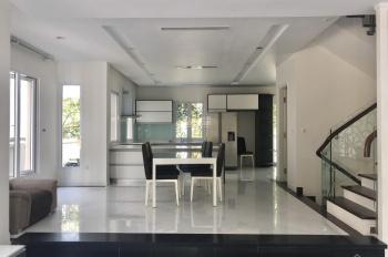 Cho thuê biệt thự 200m2, 5 phòng ngủ khu Hoa Sữa Vinhomes Riverside Long Biên