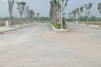 Bán đất nền dự án tại Hưng Long Residence, Đức Hòa, Long An, giá 703 triệu, DT: 85m2
