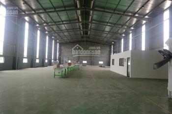 Cho thuê kho xưởng siêu đẹp tại Hồ Tùng Mậu, Nam Từ Liêm, Container đỗ cửa - DT: 670m2