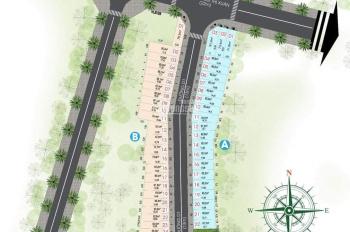 Bán nhà mặt phố tại đường Bùi Thị Xuân, phường Tân Bình, Dĩ An, Bình Dương, diện tích 60m2
