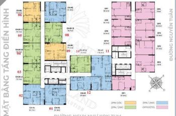 Tổng hợp các căn 2PN giá tốt nhất dự án Harmony Squace 199 Nguyễn Tuân. Ký HĐ trực tiếp CĐT