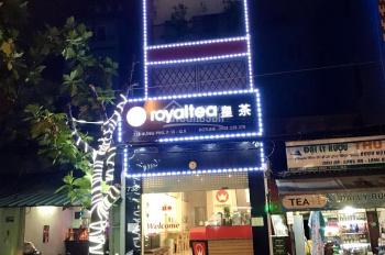 Cho thuê nhà mặt tiền kinh doanh Hưng Phú giá 15tr P. 10, Q. 8, 2 lầu 1 trệt, 4x12m. LH: 0903303626