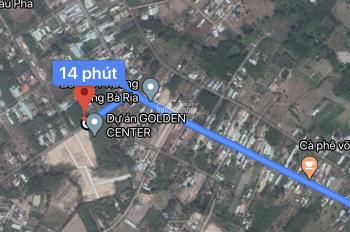 Đất hai mặt tiền đường nội bộ xã Châu Pha, Bà Rịa giá: 130 triệu/m ngang