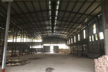 Bán xưởng 5000m2 tại Kỳ Sơn Hòa Bình, đường cực rộng, xe container vào thoải mái