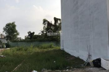 Cần bán nền đất 82,5m2, giá: 3,45 tỷ, sổ hồng riêng, KDC An Lạc City, gần Võ Văn Kiệt LH 0906633674