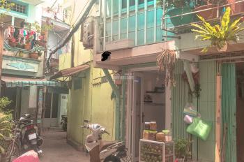Hh1% chính chủ cần bán nhà nhỏ SHR hẻm 3,5m Tân Hòa Đông Q6, 14m2, y hình - LH: 093909,8666