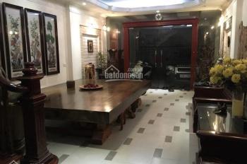 Bán nhà Đống Đa Thái Thịnh đẹp ô tô vào nhà 71m2 MT 4.8m, 9,6 tỷ
