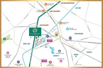 Đất nền Saigon West Garden - mua đất an cư, đầu tư trúng vàng, Nhận ngay 3 chỉ vàng khi giữ chỗ