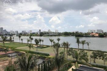 Bán đất 2 mặt tiền Nguyễn Văn Hưởng view sông, P. Thảo Điền, DT: 450m2 sổ hồng call 0977771919