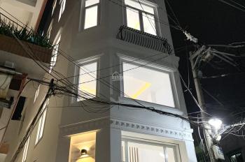 Xuất cảnh bán gấp nhà hai mặt tiền HXH Nguyễn Văn Đậu - Lê Quang Định, Bình Thạnh, 4x11m, giá 8.9tỷ
