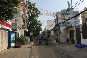 Bán nhà 1 trệt, 4 lầu, mặt tiền, gần đường Quang Trung, Gò Vấp