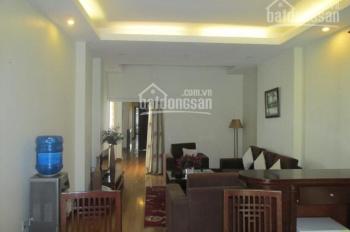 Cho thuê căn hộ dịch vụ 115m2, 2PN phố Phan Bội Châu Nam Ngư, giá 16tr/tháng