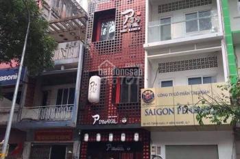 Xuất cảnh bán gấp nhà mặt tiền đường D5, quận Bình Thạnh, 4x20m, giá 21 tỷ