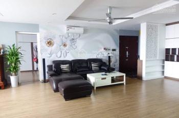 Cho thuê CH tòa 25 Lạc Trung tầng 16, 3PN, full NT, 150 m2, 15.5 triệu/tháng, A. Sơn 0934685658