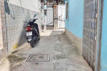 Nhà hẻm 3m Trần Bình Trọng, P5, Bình Thạnh
