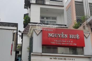 Thiện chí bán căn nhà 3 lầu 1 ST mới, mặt tiền đường hẻm Nguyễn Đình Khơi, Phường 4, Quận Tân Bình
