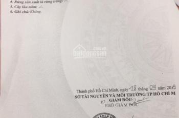 Bán đất mặt tiền Bến Than, huyện Củ Chi chính chủ