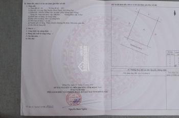Ngộp tiền cần ra lô đất sổ đỏ dự án Long Thọ Phước An, DT: 100m2, giá 930tr công chứng ngay