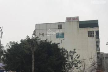 Bán nhà 100m2 x 5 tầng mặt đường Quốc Lộ 1A - Nguyên Hanh - Văn Tự - Thường Tín - Hà Nội