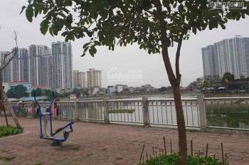Bán nhà mặt hồ Hạ Đình, 32m2, kinh doanh đỉnh, ở thích