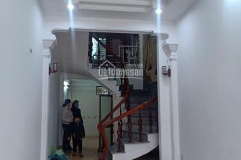 Cho thuê nhà xây mới mặt đường Miếu Hai Xã, Lê Chân, Hải Phòng - 10tr/th
