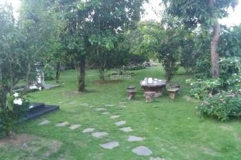 Bán biệt thự nghỉ dưỡng rộng 11000m2 tại Tân Bình, Vĩnh Cửu, Đồng Nai