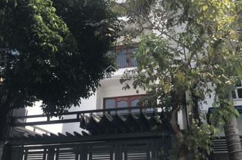 Cho thuê nhà mới MT đường Lam Sơn, P. 2, 1T4L, 6x25m