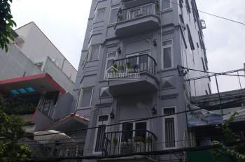 Bán tòa nhà 1 hầm, 6 lầu đường Nguyễn Trãi, Phường 3, Quận 5, DT: 6x19m, thu nhập 280 triệu/tháng