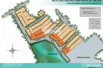 2 suất ngoại giao giá rẻ nhất thị trường Hòa Lạc hiện tại dự án Hòa Lạc Lotus, đầu tư LH 0916749692