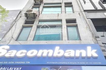 VP mặt phố Nguyễn Lương Bằng - Tây Sơn, DT: 70m2 - 11.5tr/th bên dưới làm ngân hàng LH 0988332123