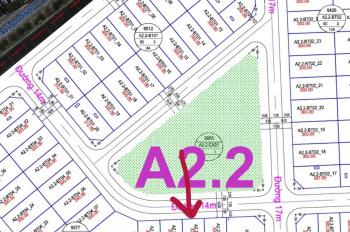 Bán lô đất biệt thự A2.2 BT4 ô 11 khu đô thị Thanh Hà