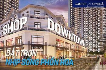 Bán shop khu thương mại dịch vụ tại Vinhomes Smart City Tây Mỗ