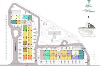 Hot! Độc quyền shophouse dự án Picity High Park, suất nội bộ được chọn căn, chiết khấu đến 12%