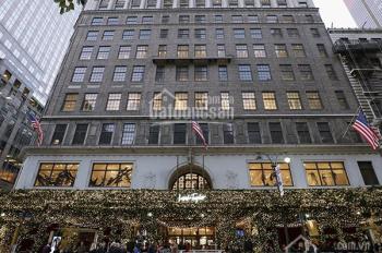 Bán khuôn đất 1195m2, mặt tiền bên cạnh Grand Manhattan, giá 420 tỷ