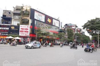 Bán nhà mặt phố Lê Thanh Nghị, Hai Bà Trưng 100m2, mặt tiền 5.5m, giá 26 tỷ. LH 0988296622