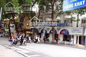 Cho thuê nhà mặt phố Hàng Khay, Quận Hoàn Kiếm, Hà Nội. DT 62m2, tầng 1, LH 0853256888