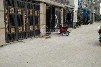 Cần tiền bán gấp nhà mới xây 3 lầu 4PN sát mặt tiền đường Liên Khu 4-5 Bình Tân