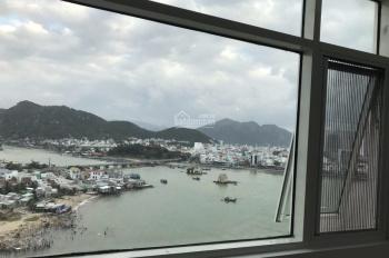 Cho thuê căn hộ 2 phòng ngủ đẹp, view sông, Mường Thanh Khánh Hòa, 10tr/tháng