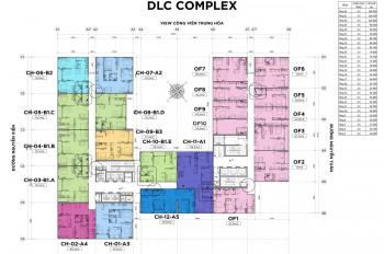 Bán căn hộ 75m2 giá chỉ 2,45 tỷ full nội thất liền tường gần mặt đường Ngụy Như Kon Tum