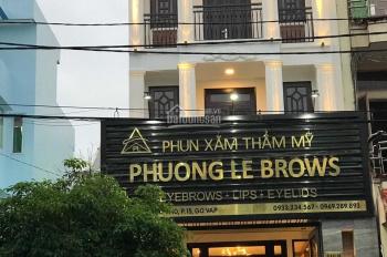 Cho thuê nhà HXH 8m Nguyễn Minh Hoàng trệt 2 lầu (5x20m) giá 20 triệu/tháng