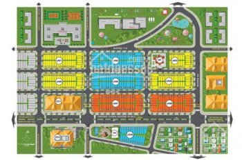 Bán lại lô hướng Tây đối diện chung cư đẹp giá tốt dự án Eco Town Phú Mỹ, 0949.068.087
