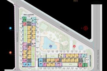 Bán nhanh Charmington Iris quận 4 giá đợt 1, 1PN giá chỉ 2,55 tỷ, 2PN giá 3,6 tỷ (thanh toán 30%)