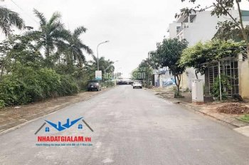 Bán 85m2 đất đấu giá Xóm Lò, Thượng Thanh, nằm trên đường 13m đấu nối ra đường 40m