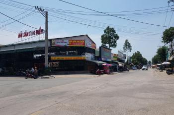 Cần bán 2 lô đất mặt tiền QL13, KCN Becamex, gần chợ, trung tâm thương mại sổ riêng, thổ cư 100%