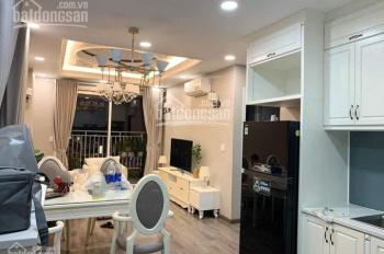 Cho thuê chung cư Galaxy 9, Q4, 70m2, 2PN, đầy đủ nội thất, lầu cao, giá: 18 tr/th, LH 0906101428