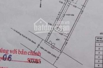 Lô đất đẹp HXH Huỳnh Văn Bánh - Phú Nhuận 5x20m - giá 10.5 tỷ - 0919468001